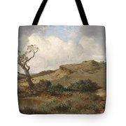 Swabian Landscape Tote Bag
