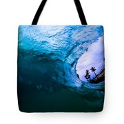 Swallow Buildings Whole Tote Bag