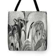 Swallows And Lillies Tote Bag