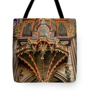 Swallows Nest Grand Organ Tote Bag