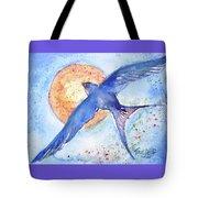 Swallows Return  Tote Bag