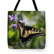Swallowtail Butterfly 2 Tote Bag