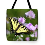 Swallowtail Butterfly Dream Tote Bag