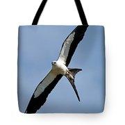 Swallowtail Kite Tote Bag