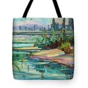 Swallowtail Riverside Tote Bag