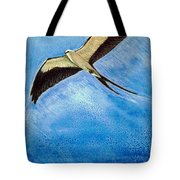Swallowtail Sighting Tote Bag