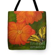 Swallowtails Journey Tote Bag