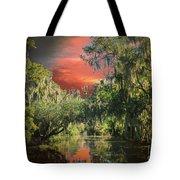 Swamp 1 Tote Bag
