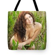 Swamp Beauty Eight Tote Bag