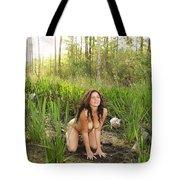 Swamp Beauty Five Tote Bag