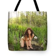 Swamp Beauty Four Tote Bag
