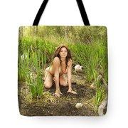 Swamp Beauty Seven Tote Bag