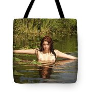 Swamp Beauty Two Tote Bag