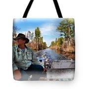 Swamp Guide Tote Bag