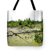 Swamp Habitat Tote Bag