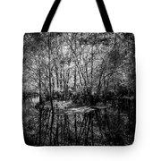 Swamp Island Tote Bag