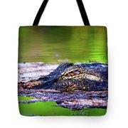 Swamp Patrol Tote Bag