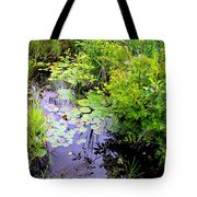 Swamp Plants Tote Bag