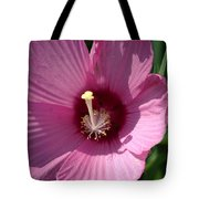 Swamp Rose Mallow Tote Bag
