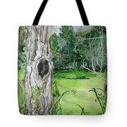 Swamp Thing Tote Bag
