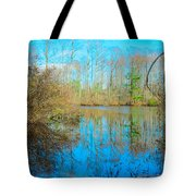 Swamp Things  Tote Bag