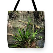 Swamp Vegetation Tote Bag