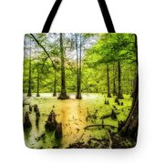 Swampland Dreams Tote Bag