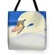 Swan 10 Tote Bag