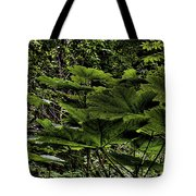 Swan Creek Foliage Tote Bag