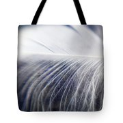 Swan Down Tote Bag