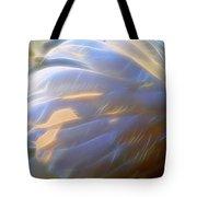 Swan Wing One Tote Bag