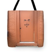 Swann Door Tote Bag