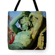 Swann Memorial Fountain Tote Bag