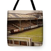 Swansea - Vetch Field - North Bank 2 - 1970s Tote Bag