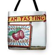 Swanton Berry Farm Davenport Tote Bag