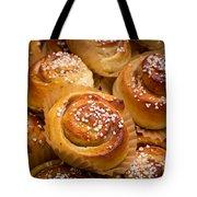 Swedish Cinnamon Rolls Tote Bag
