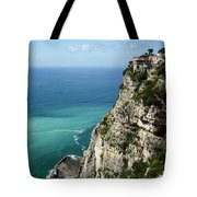 Sweeping Around The Amalfi Coast Tote Bag