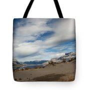 Sweeping Skyscape Tote Bag