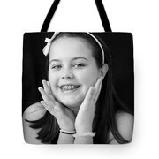 Sweet And Innocent Tote Bag