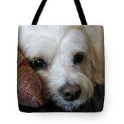Sweet Baby Girl Tote Bag