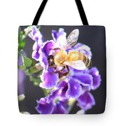 Sweet Bee Tote Bag