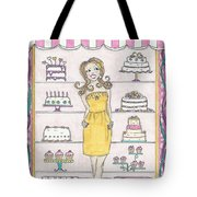 Sweet Birthday Tote Bag
