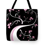 Sweet Charity By Madart Tote Bag