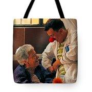 Sweet Conversation Tote Bag