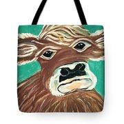 Sweet Cow Tote Bag
