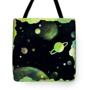 Sweet Dreams And Starry Nights Tote Bag