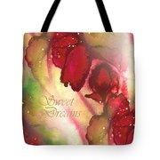Sweet Dreams Tote Bag by Melodye Whitaker
