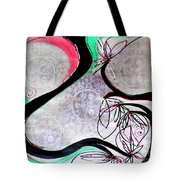 Sweet Elegance Tote Bag