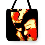 Sweet Embrace Tote Bag