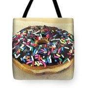Sweet Indulgence - Donut Tote Bag